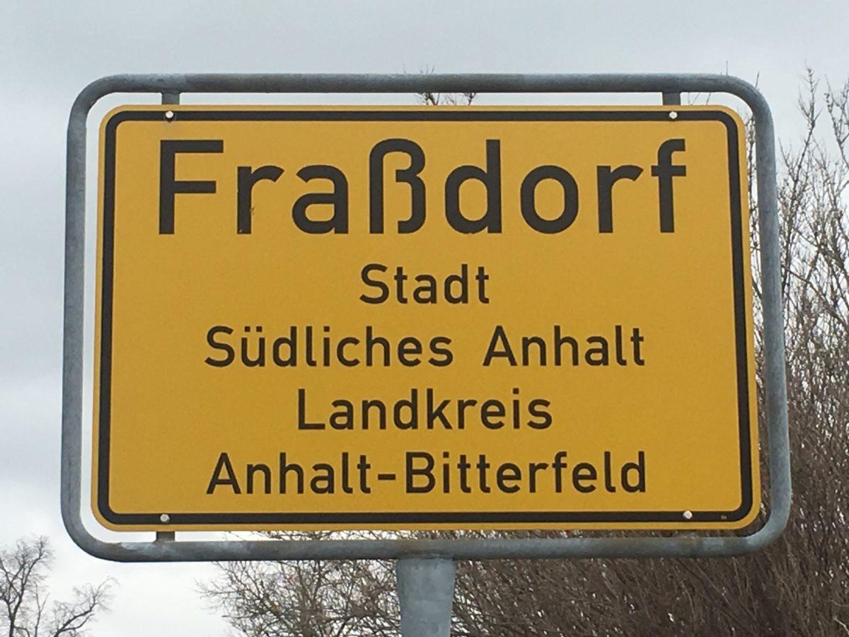 Fraßdorf heute